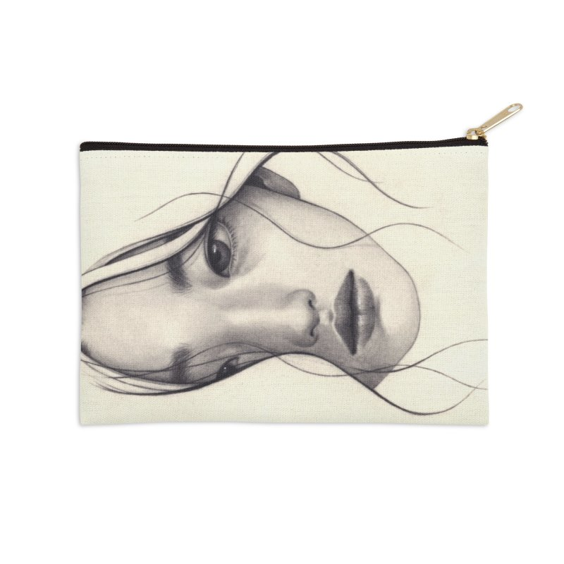 An Ordinary Day Accessories Zip Pouch by Stella Im Hultberg