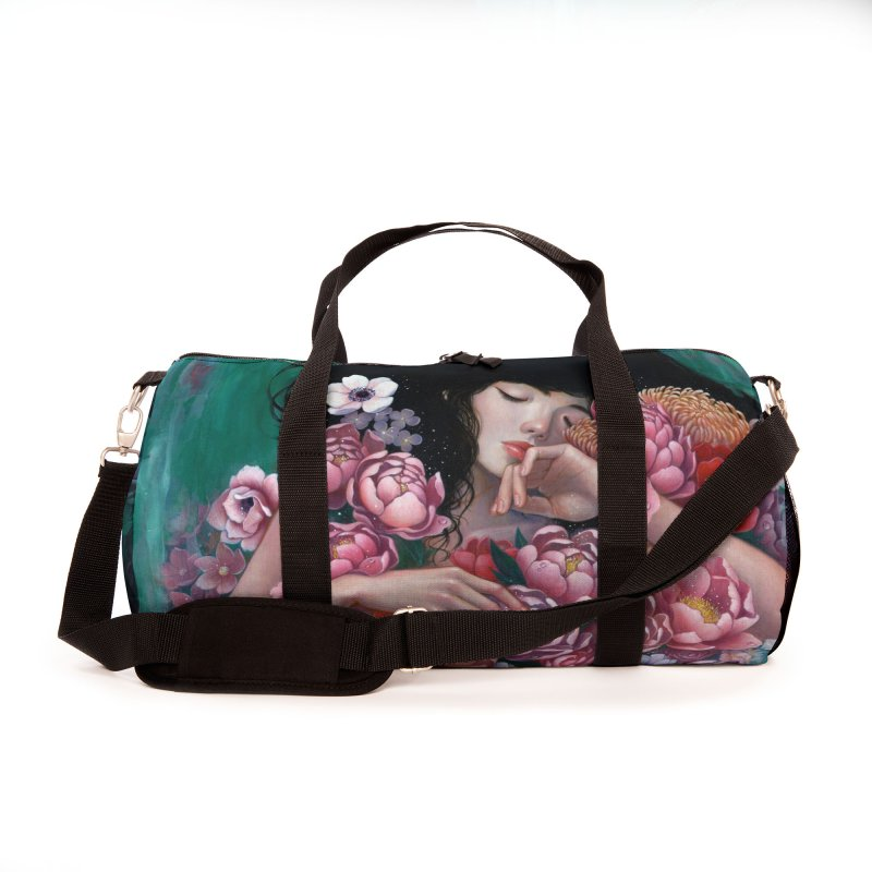 Age of Blossoms Accessories Bag by Stella Im Hultberg