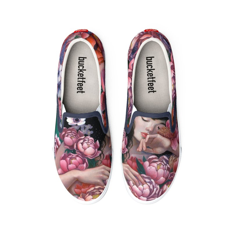 Age of Blossoms Women's Shoes by Stella Im Hultberg