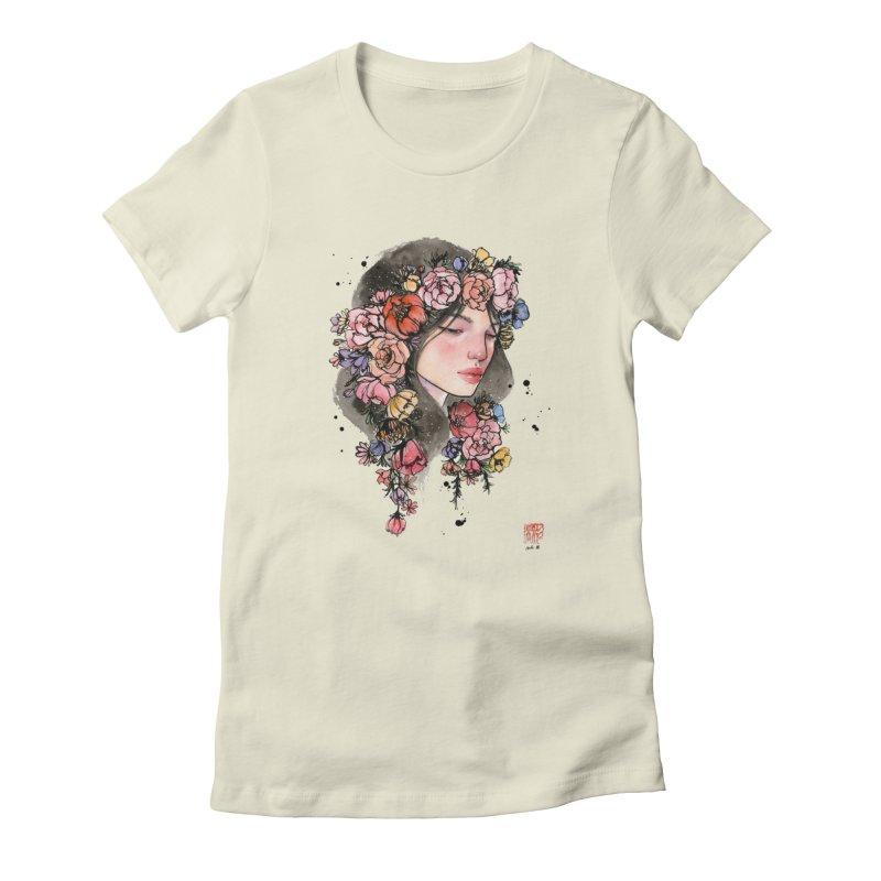 Dawn Women's T-Shirt by Stella Im Hultberg