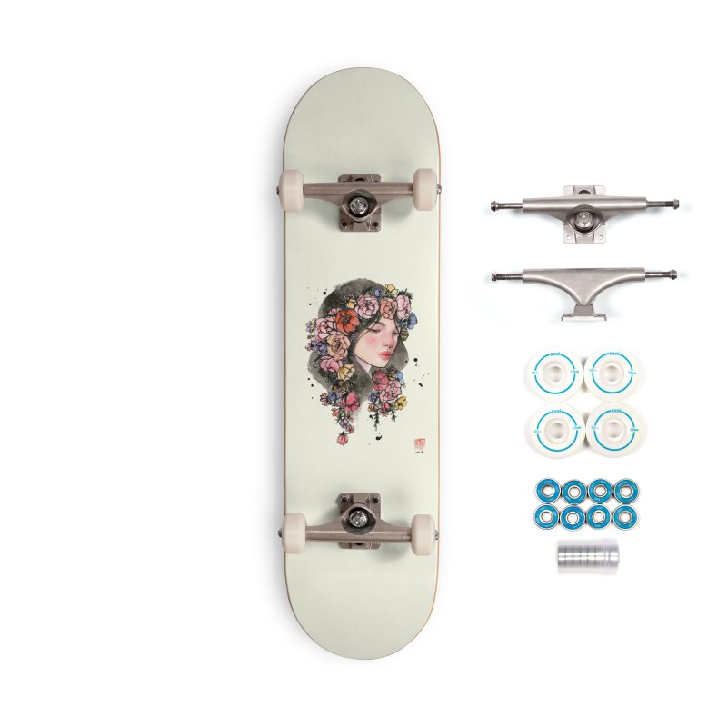 Dawn Accessories Skateboard by Stella Im Hultberg