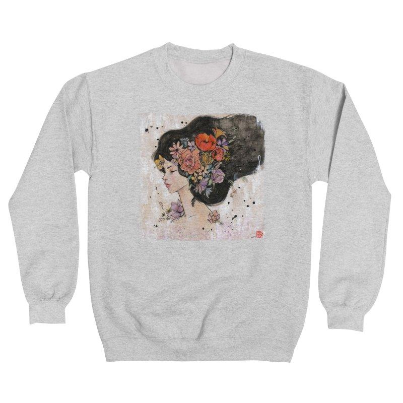 Bloom Women's Sweatshirt by Stella Im Hultberg