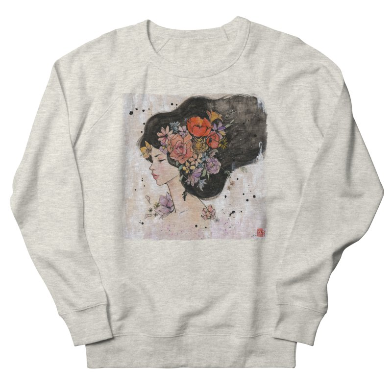 Bloom Men's Sweatshirt by Stella Im Hultberg