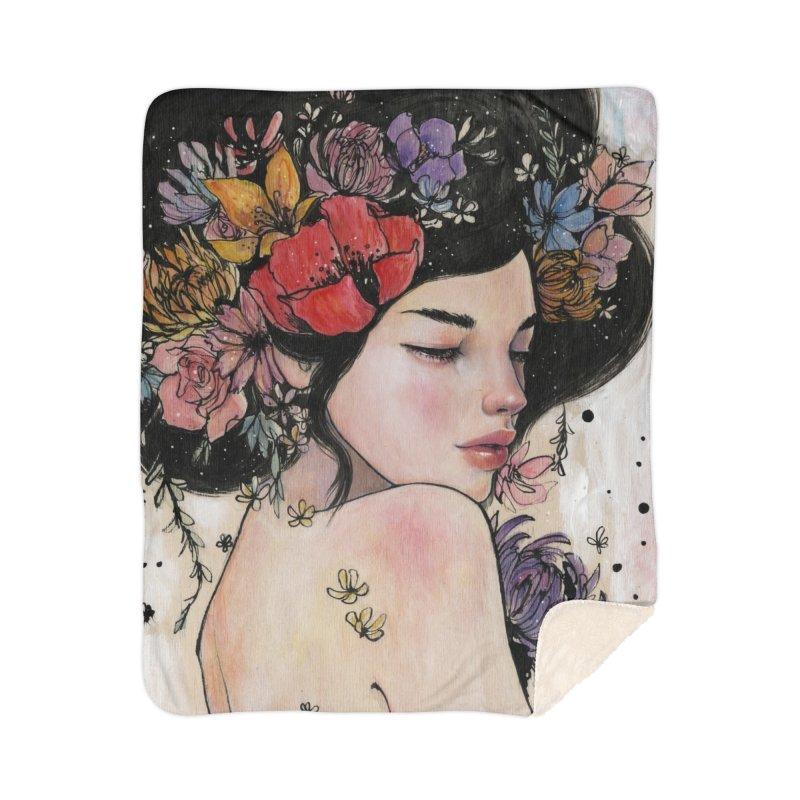 Here There and Everywhere Home Blanket by Stella Im Hultberg