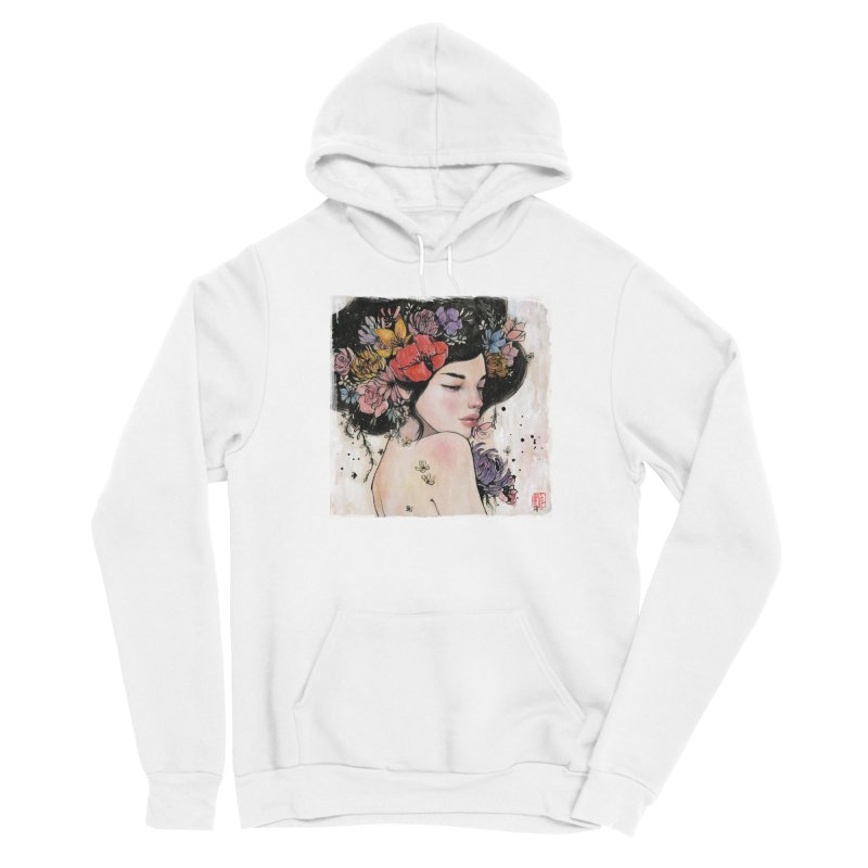 Here There and Everywhere Men's Pullover Hoody by Stella Im Hultberg