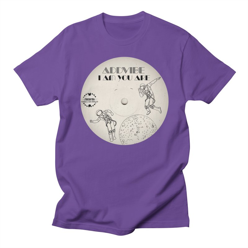 Stellar Disco Records Limited Addvibe Women's Regular Unisex T-Shirt by Stellar Disco Records Merchandise