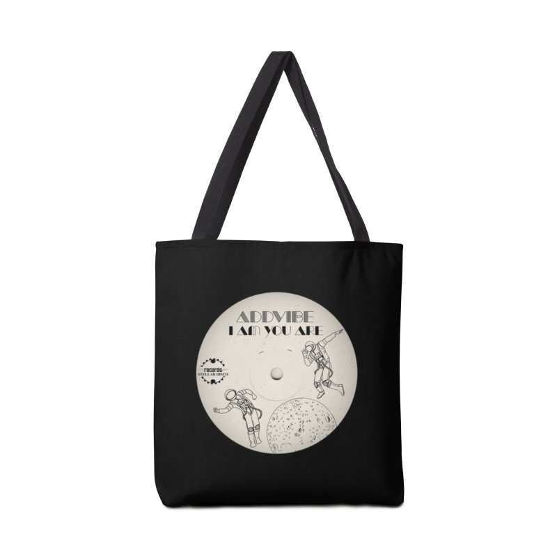 Stellar Disco Records Limited Addvibe Accessories Tote Bag Bag by Stellar Disco Records Merchandise