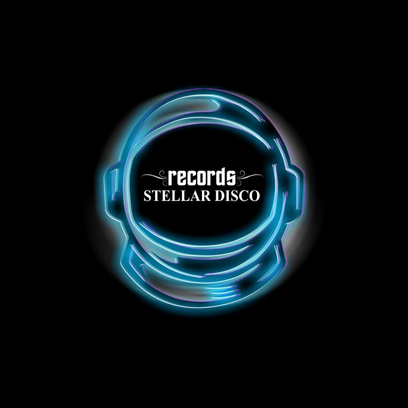 Stellar Disco Helmet by Stellar Disco Records Merchandise