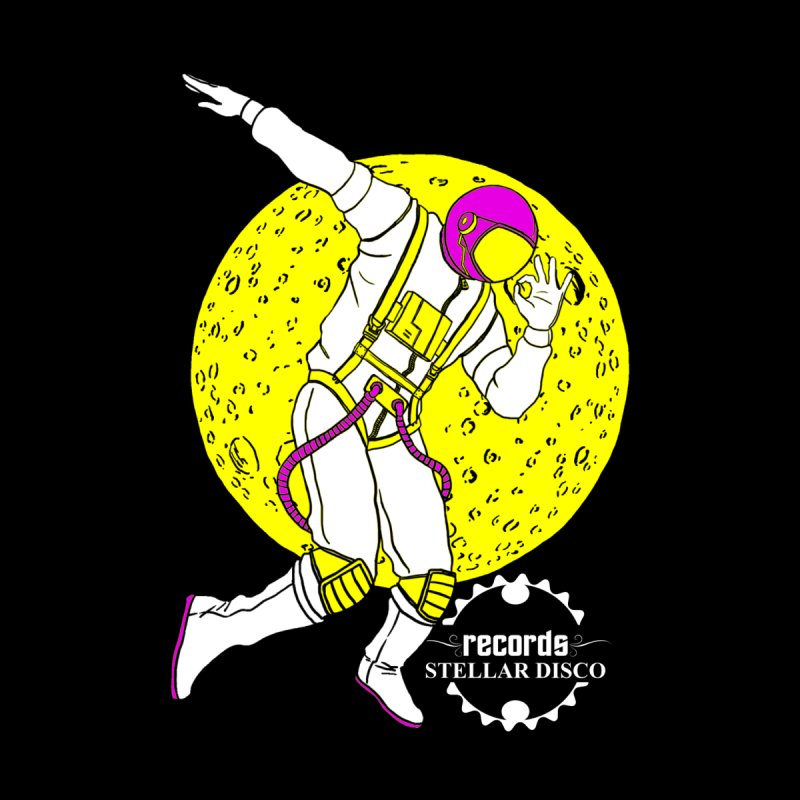Stellar Disco Cosmonaut by Stellar Disco Records Merchandise