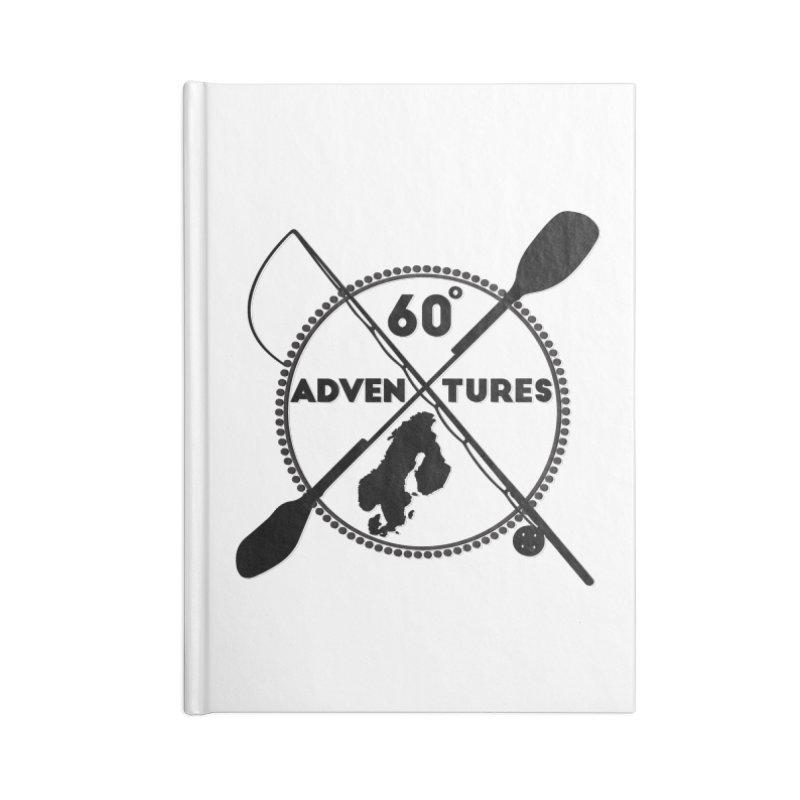 SixtyDegreesAdventures Accessories Notebook by Stellar Disco Records Merchandise