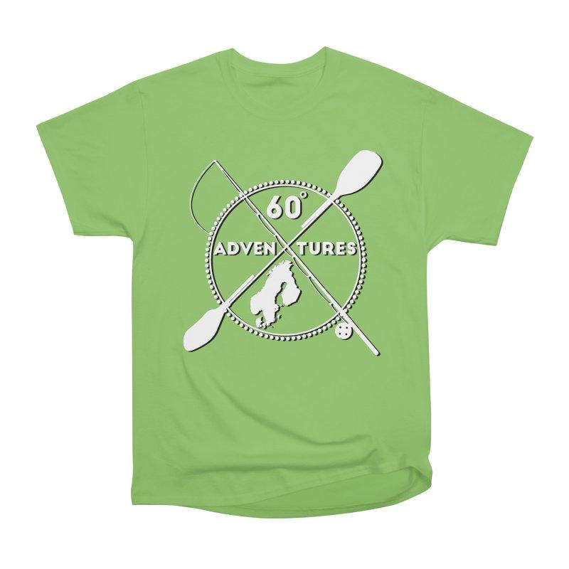 SixtyDegreesAdventure Men's T-Shirt by Stellar Disco Records Merchandise