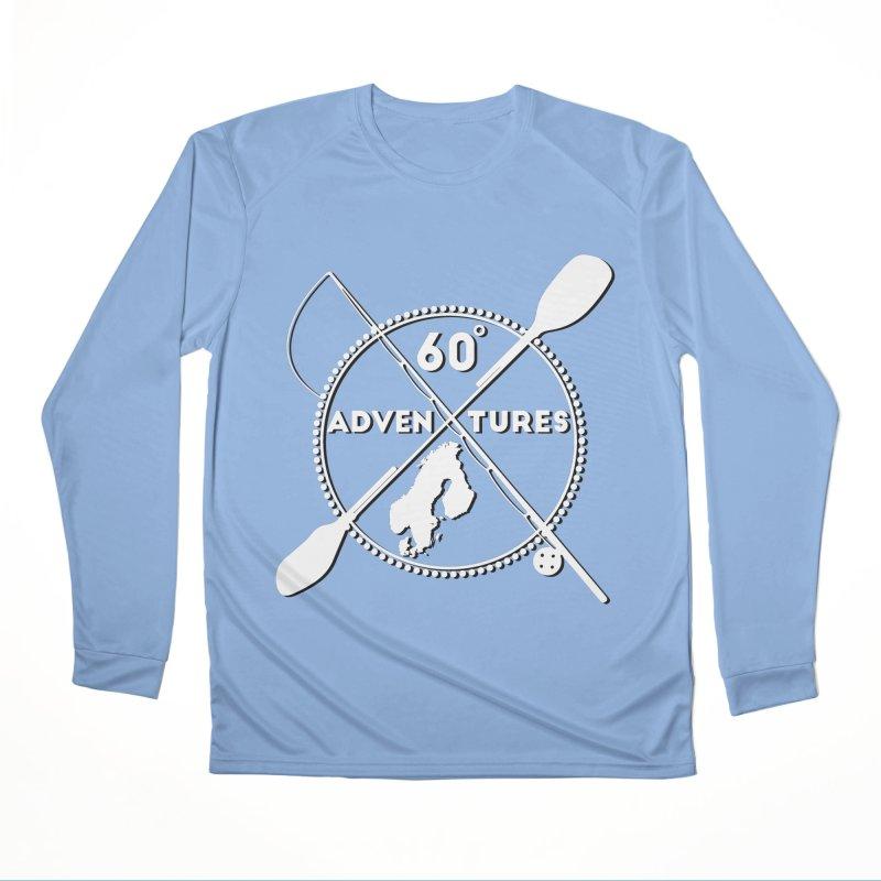 SixtyDegreesAdventure Men's Longsleeve T-Shirt by Stellar Disco Records Merchandise