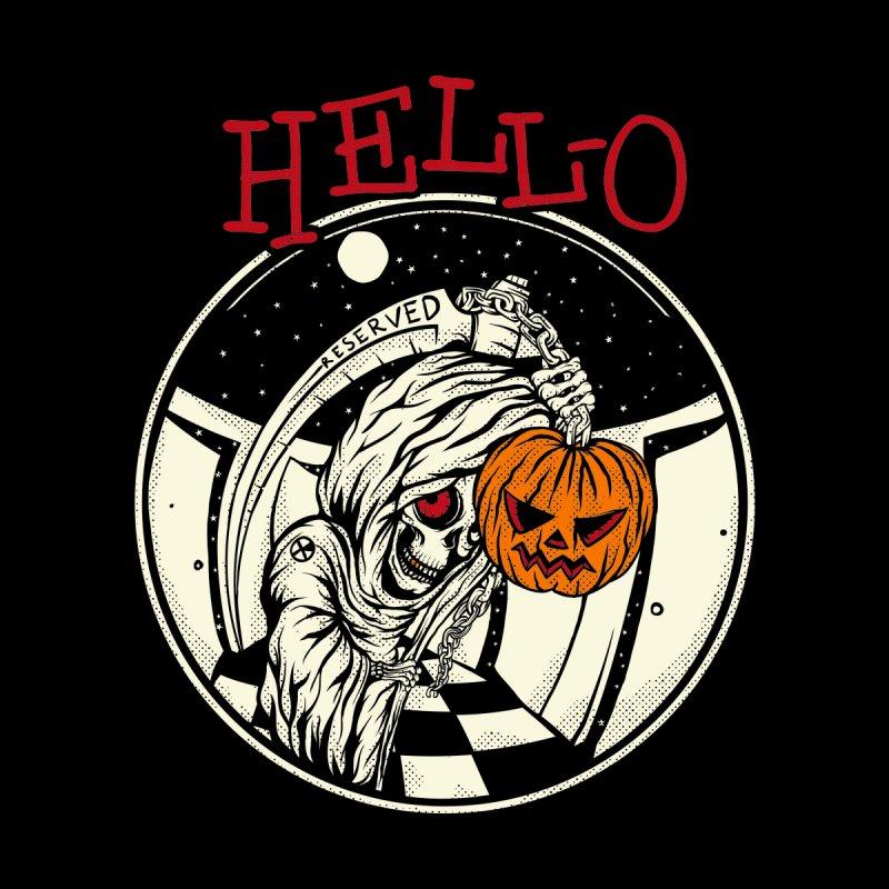 Hello Men's T-Shirt by stenaro's Artist Shop