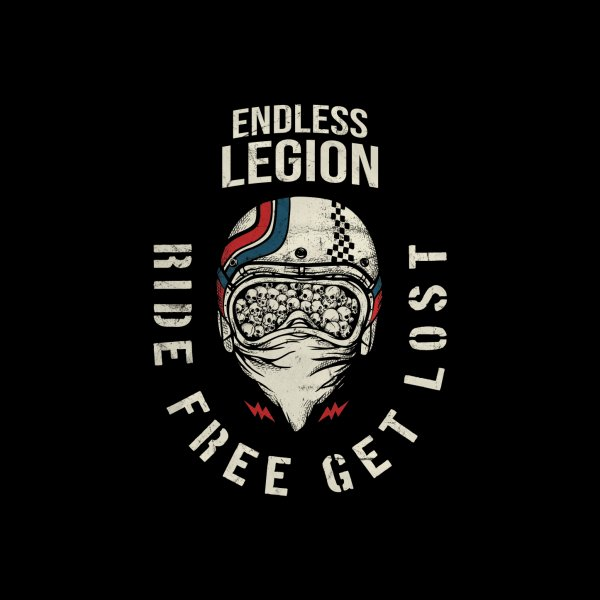 Design for Ride Free Get Lost