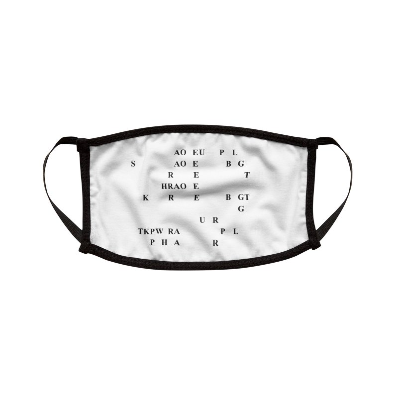 I'm Secretly Correcting Your Grammar Accessories Face Mask by Stenograph's Artist Shop