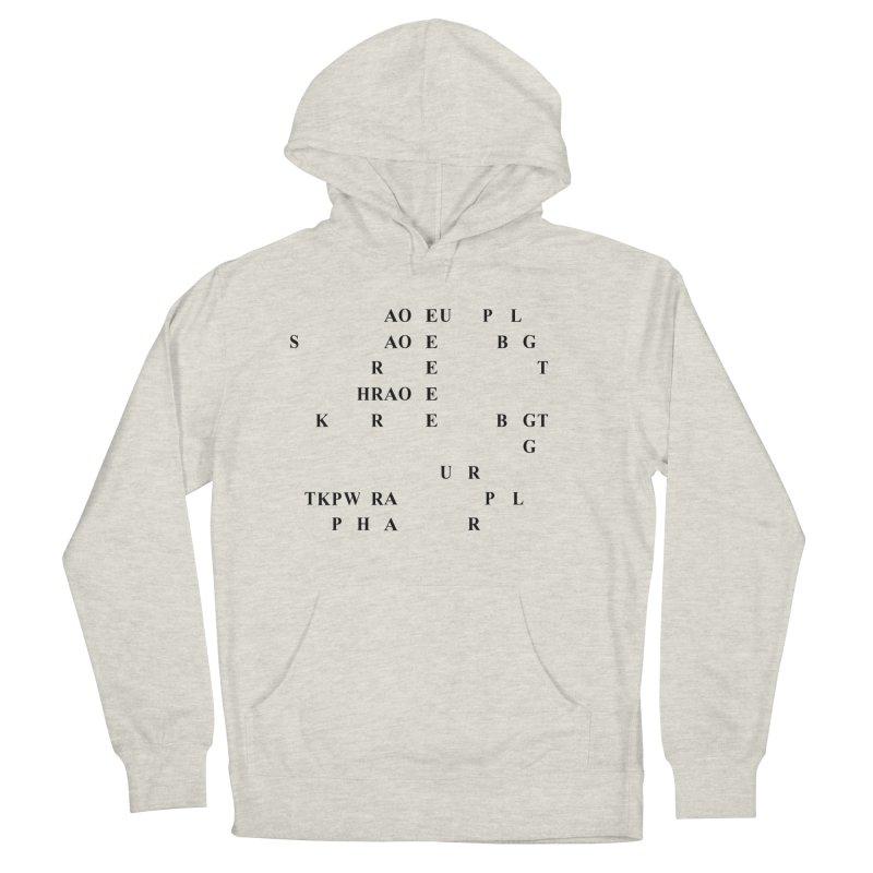 I'm Secretly Correcting Your Grammar Women's French Terry Pullover Hoody by Stenograph's Artist Shop