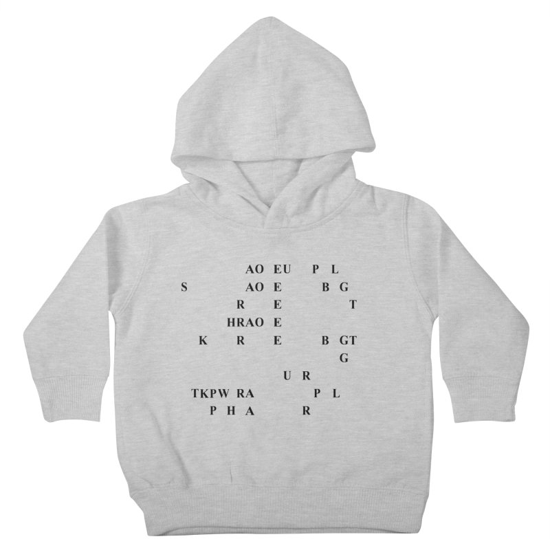 I'm Secretly Correcting Your Grammar Kids Toddler Pullover Hoody by Stenograph's Artist Shop
