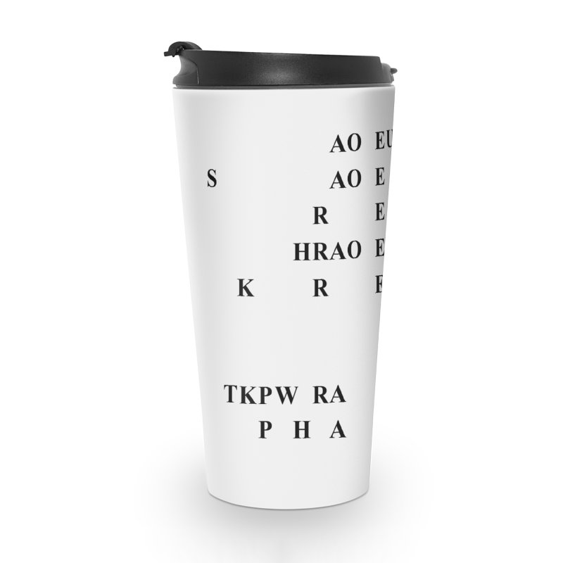 I'm Secretly Correcting Your Grammar Accessories Travel Mug by Stenograph's Artist Shop