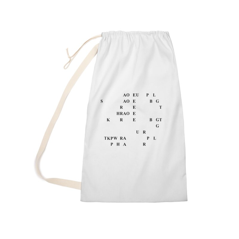 I'm Secretly Correcting Your Grammar Accessories Laundry Bag Bag by Stenograph's Artist Shop