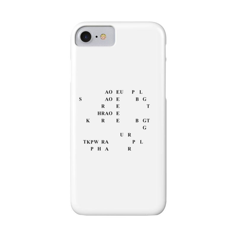I'm Secretly Correcting Your Grammar Accessories Phone Case by Stenograph's Artist Shop