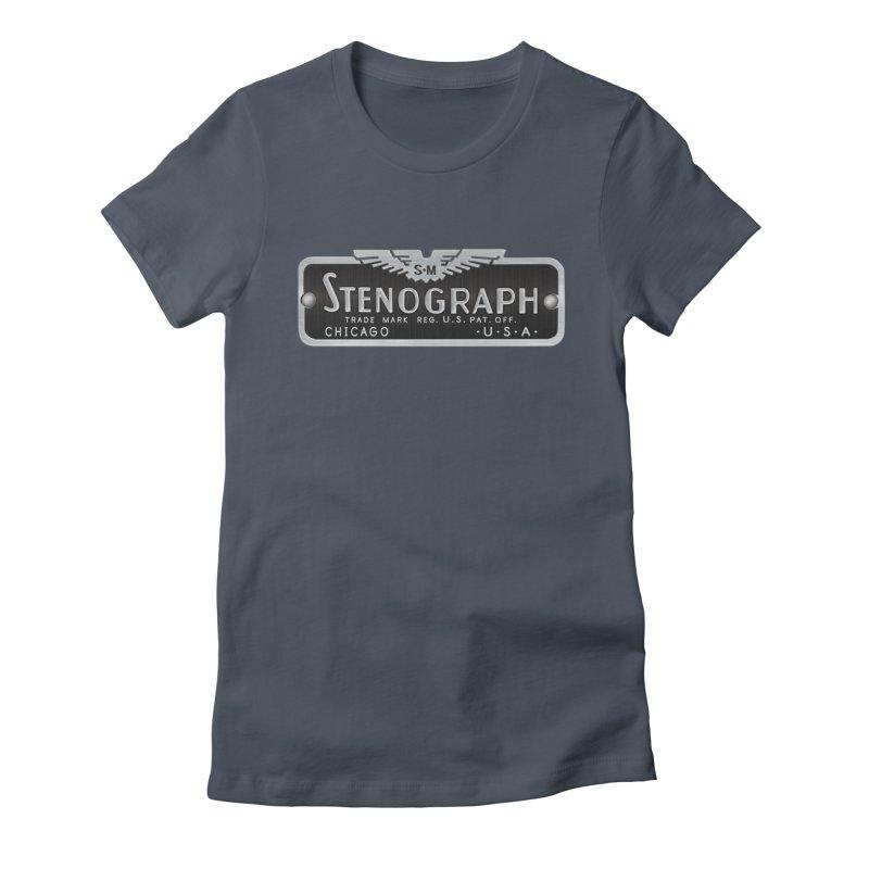 Women's None by Stenograph's Artist Shop