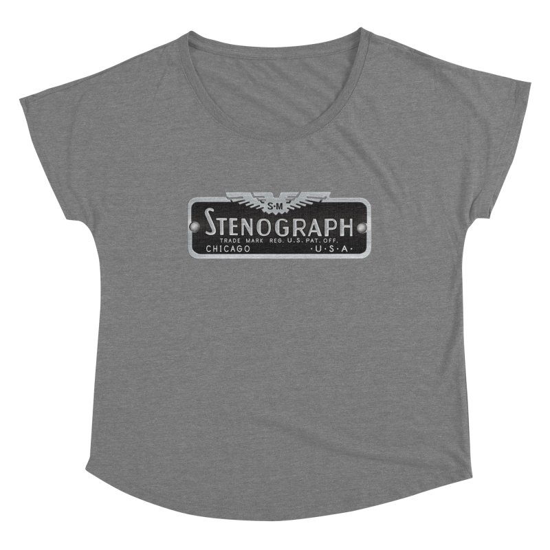 Women's None by Stenograph's Artist Shop