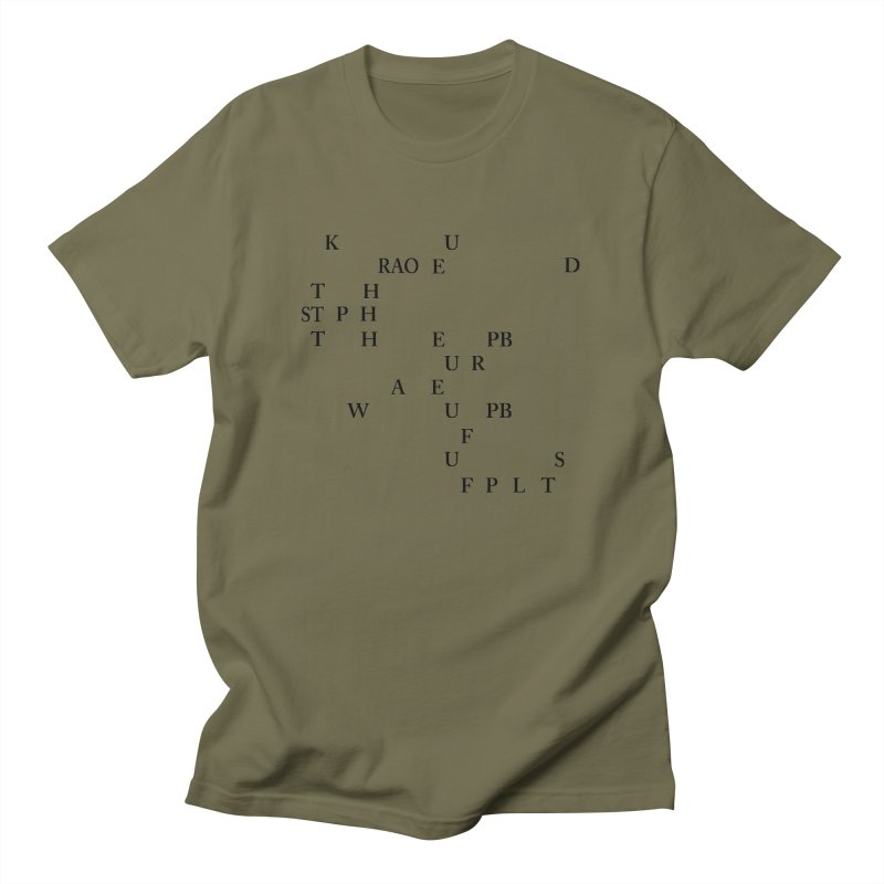 """""""Can you read this? Then you're one of us"""" Men's T-Shirt by Stenograph's Artist Shop"""