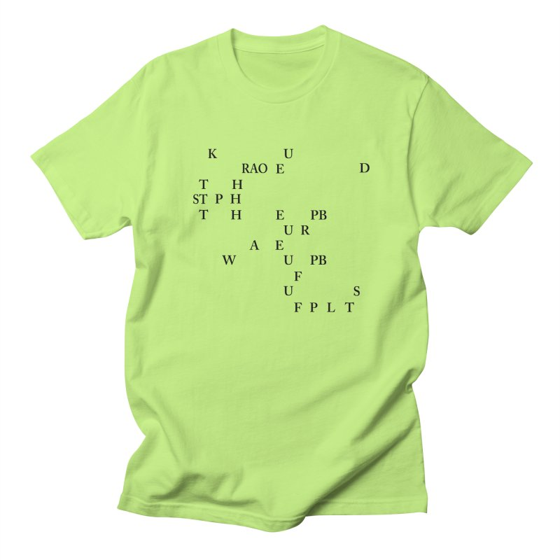 """Can you read this? Then you're one of us"" Men's T-Shirt by Stenograph's Artist Shop"