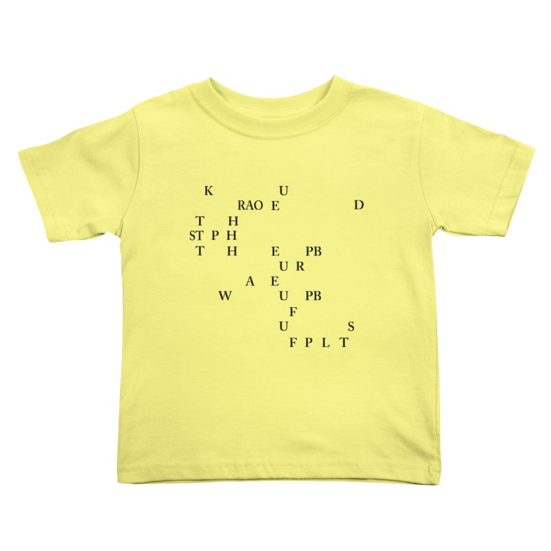 """""""Can you read this? Then you're one of us"""" Kids Toddler T-Shirt by Stenograph's Artist Shop"""