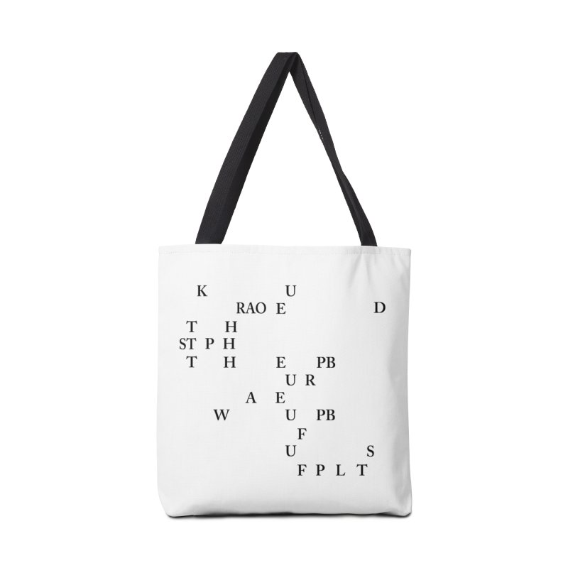 """Can you read this? Then you're one of us"" Accessories Tote Bag Bag by Stenograph's Artist Shop"