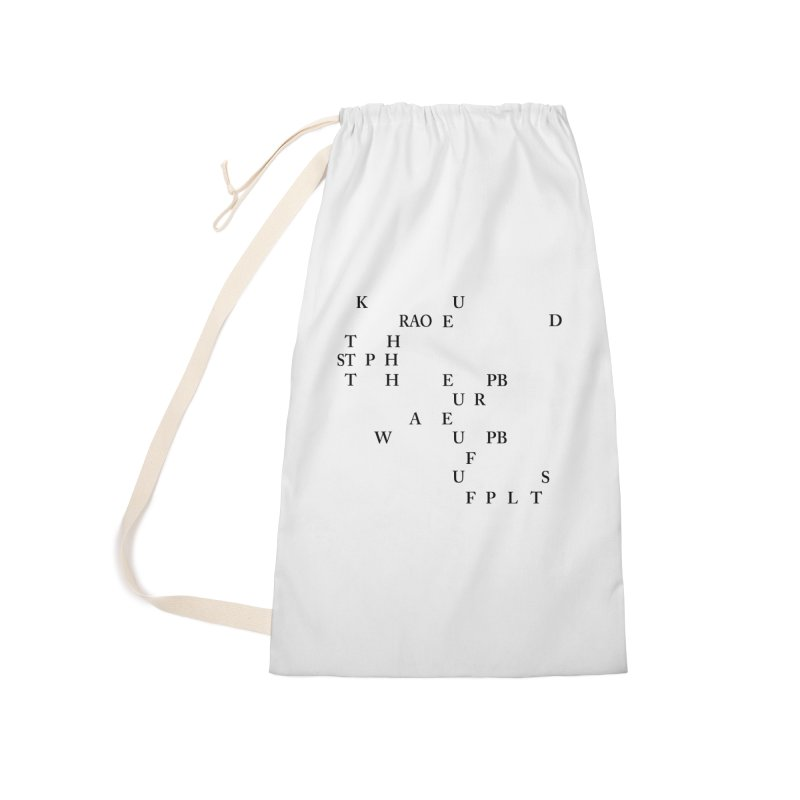 """Can you read this? Then you're one of us"" Accessories Laundry Bag Bag by Stenograph's Artist Shop"