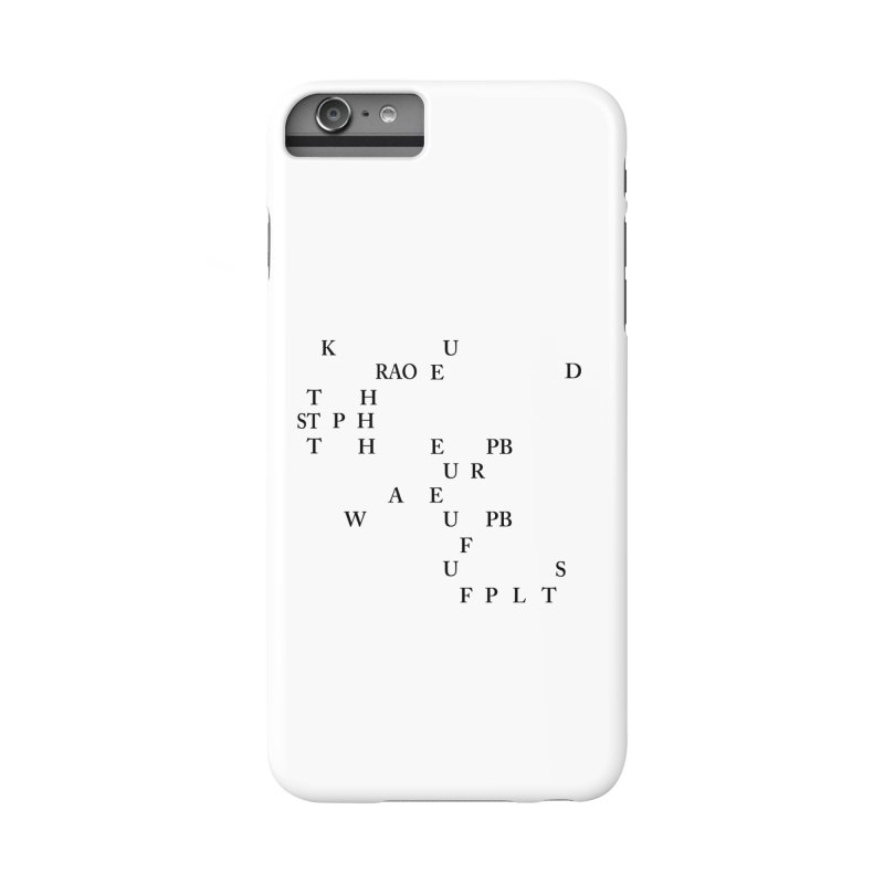"""""""Can you read this? Then you're one of us"""" Accessories Phone Case by Stenograph's Artist Shop"""