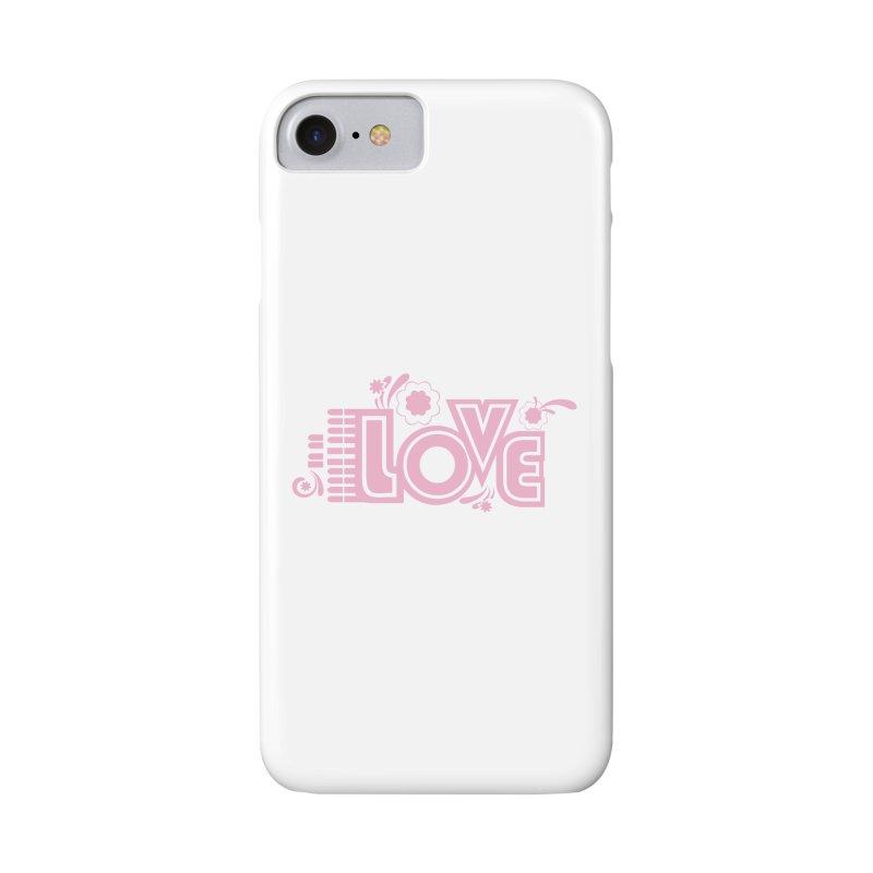 Steno Love Accessories Phone Case by Stenograph's Artist Shop