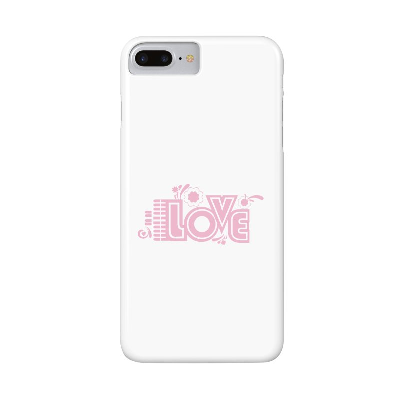 Steno Love Accessories Phone Case by Stenograph's Artist Shop