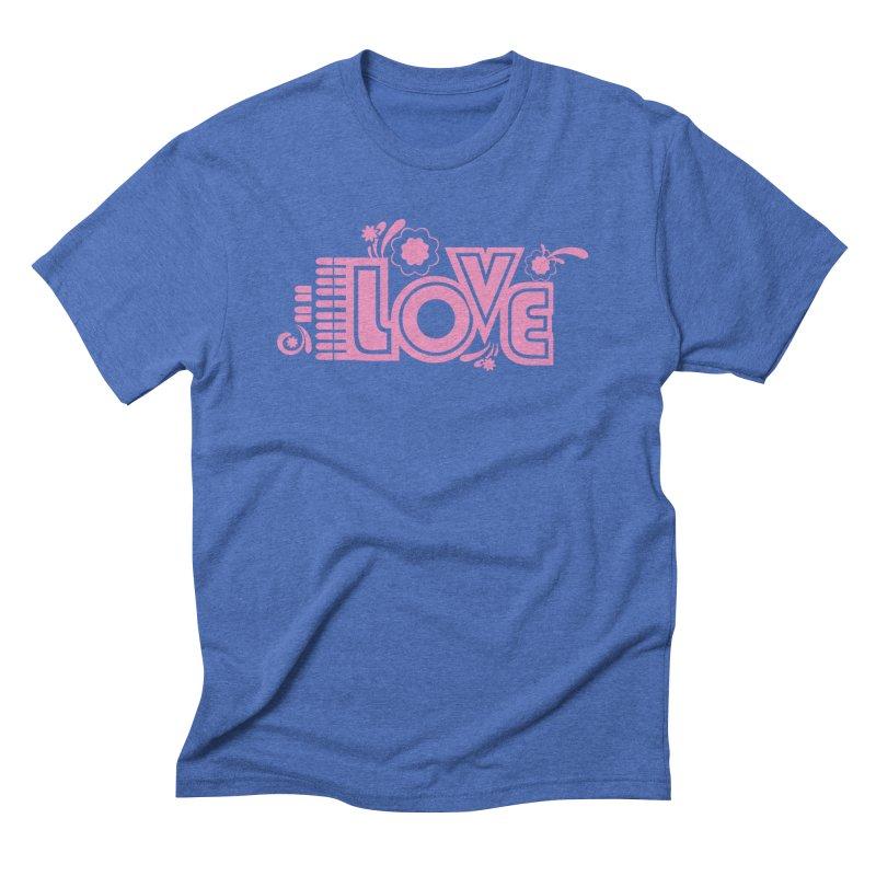 Steno Love Men's T-Shirt by Stenograph's Artist Shop