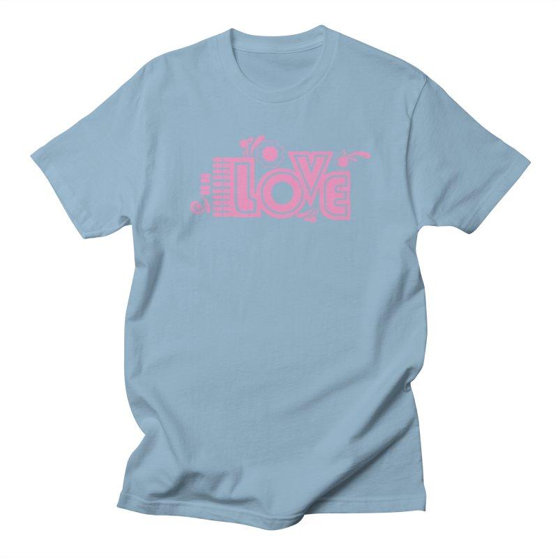 Steno Love Women's Regular Unisex T-Shirt by Stenograph's Artist Shop