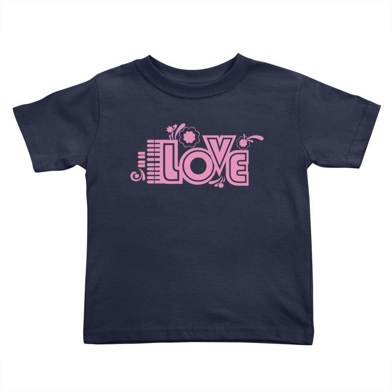 Steno Love Kids Toddler T-Shirt by Stenograph's Artist Shop