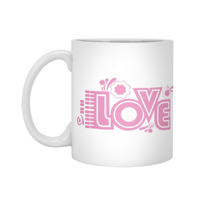 Steno Love Accessories Mug by Stenograph's Artist Shop
