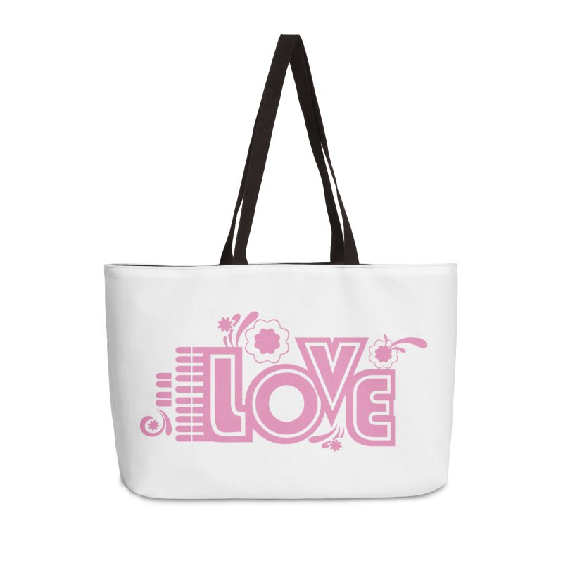 Steno Love Accessories Bag by Stenograph's Artist Shop