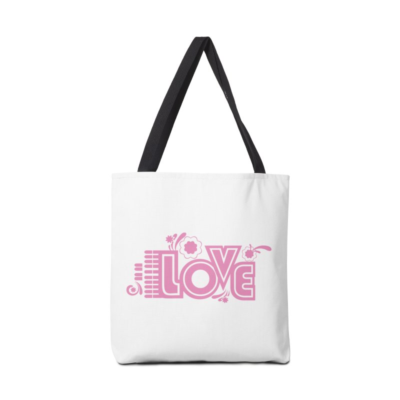 Steno Love Accessories Tote Bag Bag by Stenograph's Artist Shop