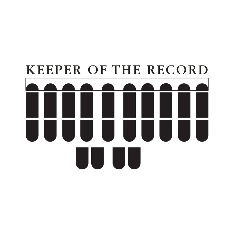 Keeper of the Record Kids Baby T-Shirt by Stenograph's Artist Shop