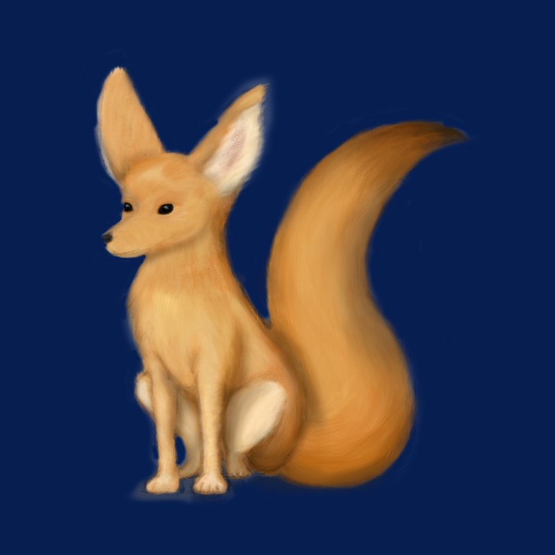 Furry Fox None  by stephanie's Artist Shop