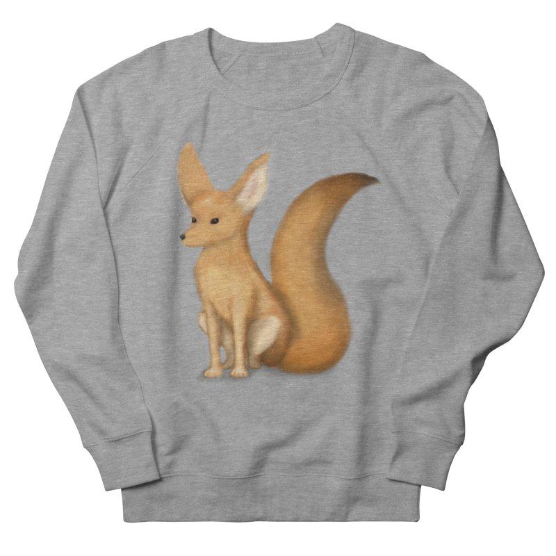 Furry Fox Women's Sweatshirt by stephanie's Artist Shop