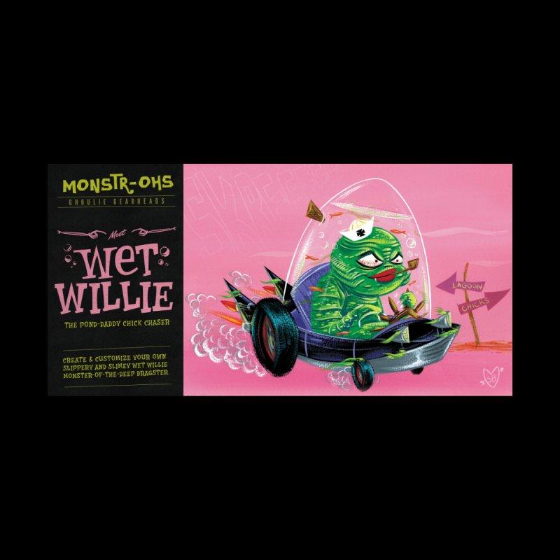 Wet Willie  by Stephanie Buscema