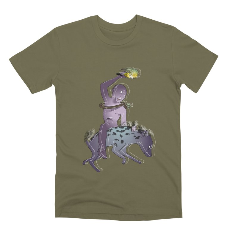 In the Dark of the Night Men's T-Shirt by Stephanie Gobby's Artist Shop