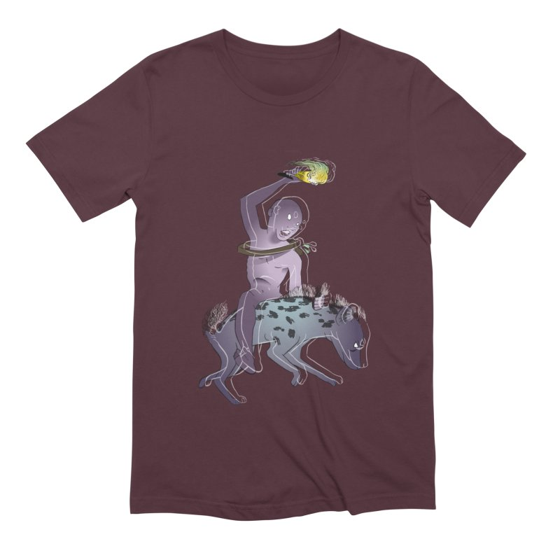 In the Dark of the Night Men's Extra Soft T-Shirt by Stephanie Gobby's Artist Shop