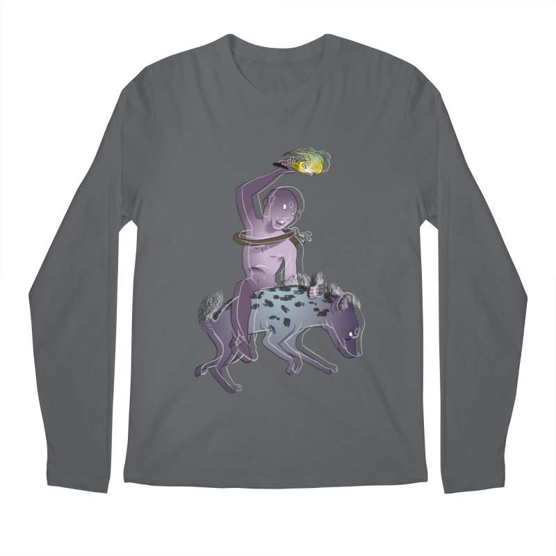 In the Dark of the Night Men's Longsleeve T-Shirt by Stephanie Gobby's Artist Shop