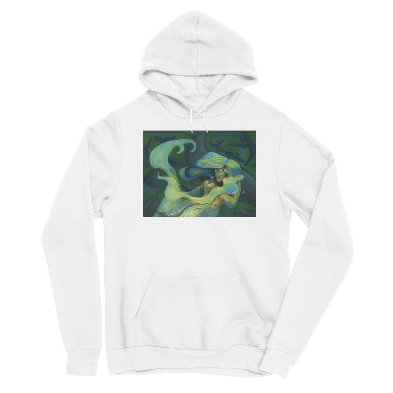 Deep Sea Friends Women's Pullover Hoody by Stephanie Gobby's Artist Shop