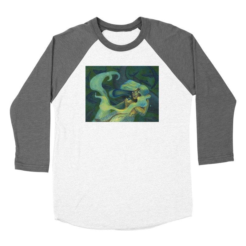 Deep Sea Friends Men's Longsleeve T-Shirt by Stephanie Gobby's Artist Shop