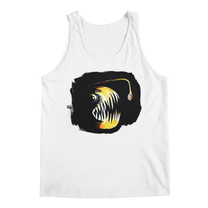 Angler fish! Men's Tank by Stephanie Gobby's Artist Shop